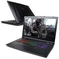 FANGBOOK 4 SX7-100 Gaming  Notebook