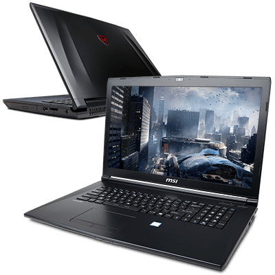 FANGBOOK 4 SX7-SE Gaming  Notebook
