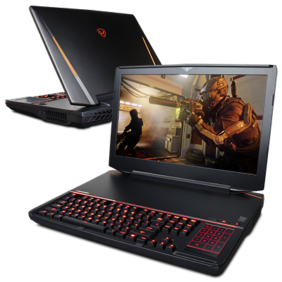 Fangbook V Extreme VR SLI 1080K Gaming  Notebook