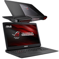 VenomX ASUS ROG G751JT-CH71 Laptop Gaming  Notebook