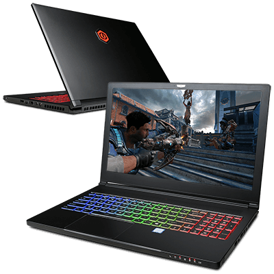 FANGBOOK 4 EDGE VR Gaming  Notebook