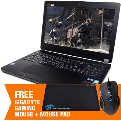 VenomX GIGABYTE P35WV3 Gaming  Notebook