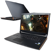 GIGABYTE P57WV6 VR Gaming  Notebook