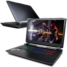 VR XPLORER X7 GTX1070 Gaming  Notebook