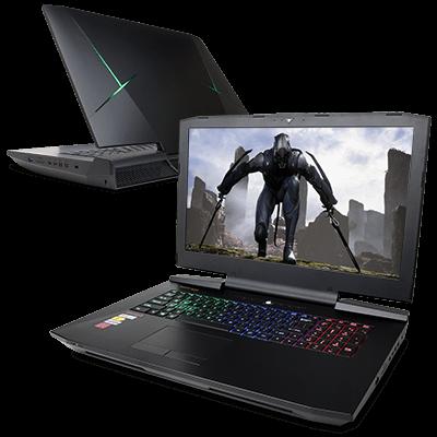 Laptop intel core i7 8700k