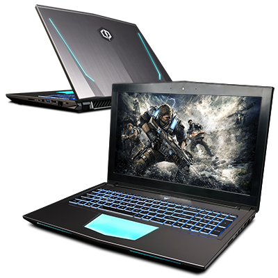Daily Deal Vector II-Z VR Gaming  Notebook