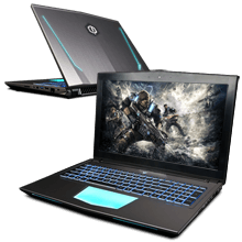 Vector II-Z 15 VR 300 Gaming  Notebook