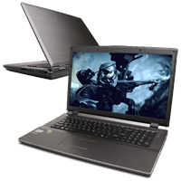 Xplorer X7-7600 Gaming  Notebook