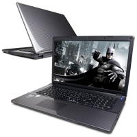 Xplorer X7-8000 Gaming  Notebook