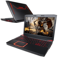 FANGBOOK III HX6-100 Gaming  Notebook