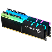 Free Upgrade Gskill Trident Z RGB DDR4 memory from Major brand for all desktop up to 32GB