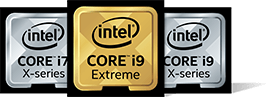 Intel Core X-series processors