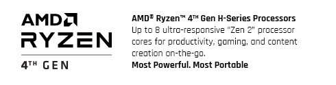 AMD Ryzen 4 Series