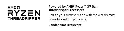 AMD Ryzen 3 Threadripper Series